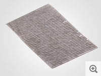 Crimped / Corrugated Mica