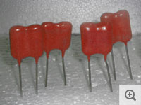 Dipped Mica Capacitors