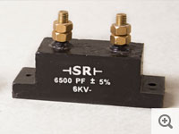 High Voltage & High Frequency Mica Capacitors