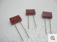 Molded Radial Type capacitor